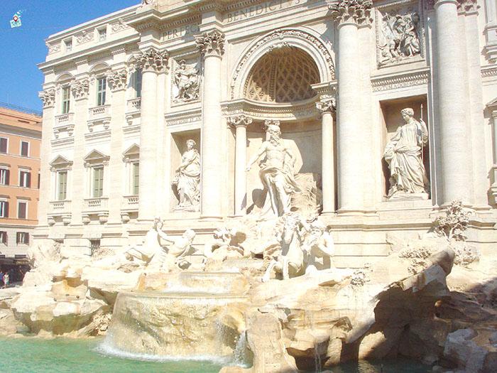 Фонтан ди Треви, Рим