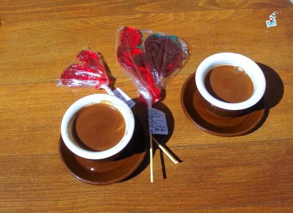 турско кафе, захарни петлета