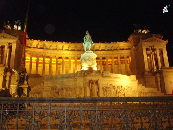 pametnik na kral Emanuil II - Rim