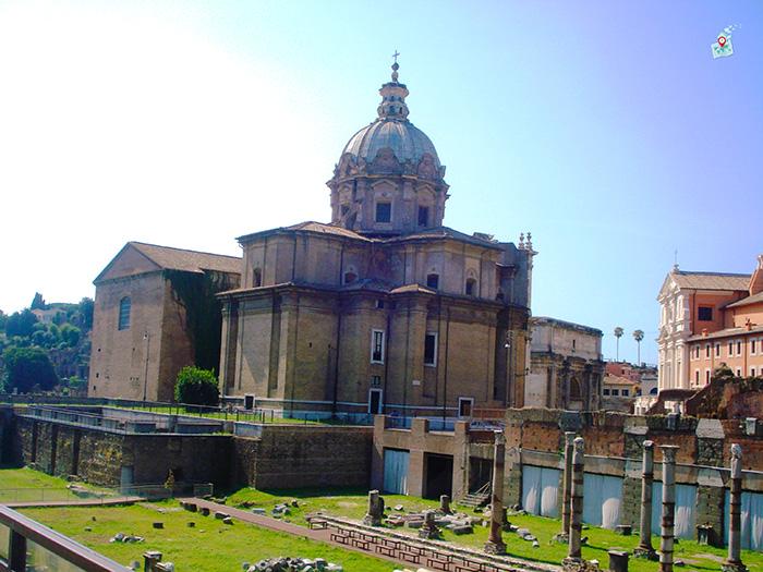 Forum, Rim, Italia