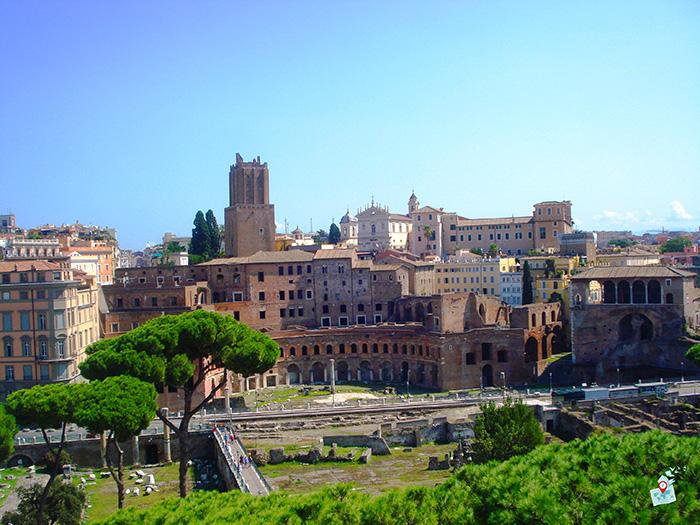 Forum - Rim, Italia