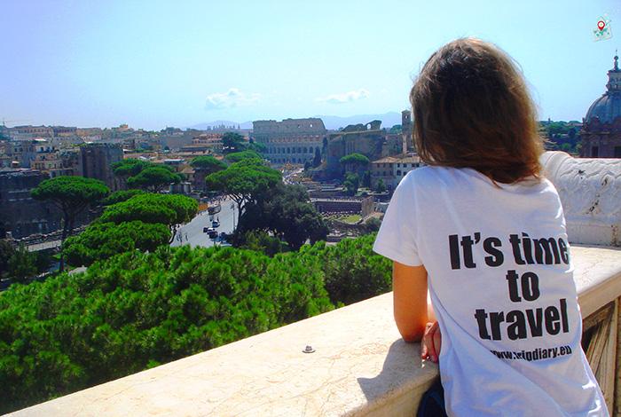 Coliseum, Rim, Italia