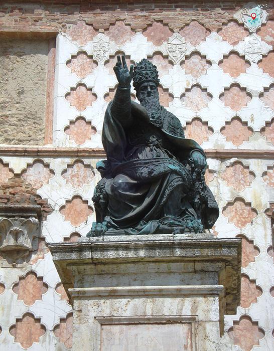 папа Юлий III, Перуджа