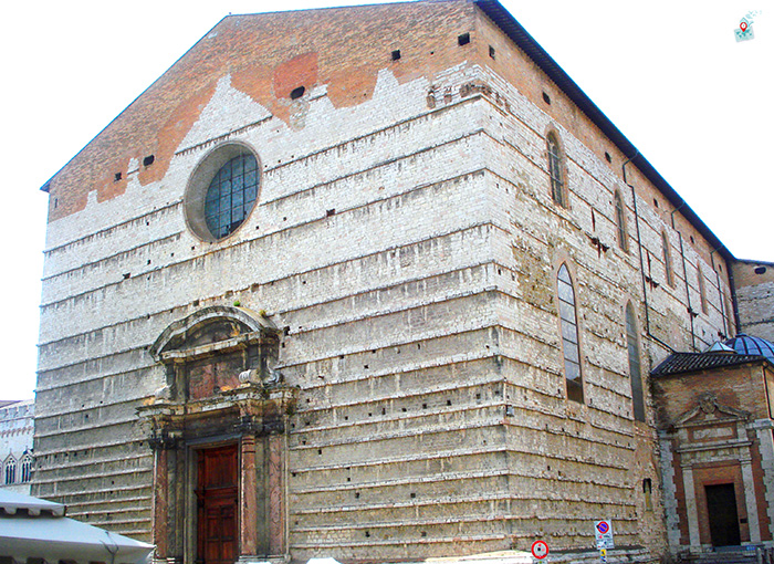 """катедрала """"Сан Лоренцо"""", Перуджа"""