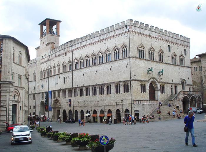 Pallazo dei Priori, Perugia
