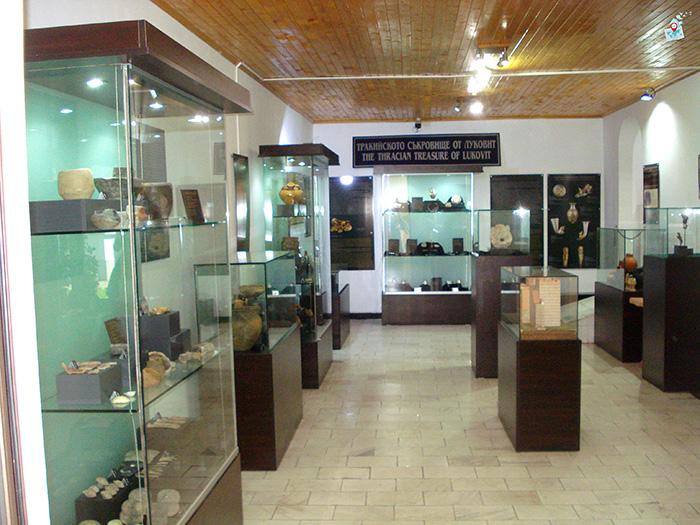Arheologicheski musei - Hisarya