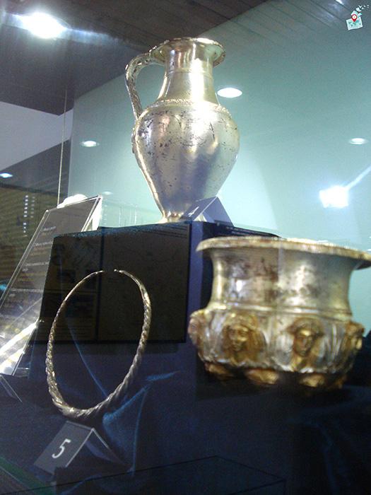 Sakrovishte Lukovit - Arheologicheski musei - Hisarya