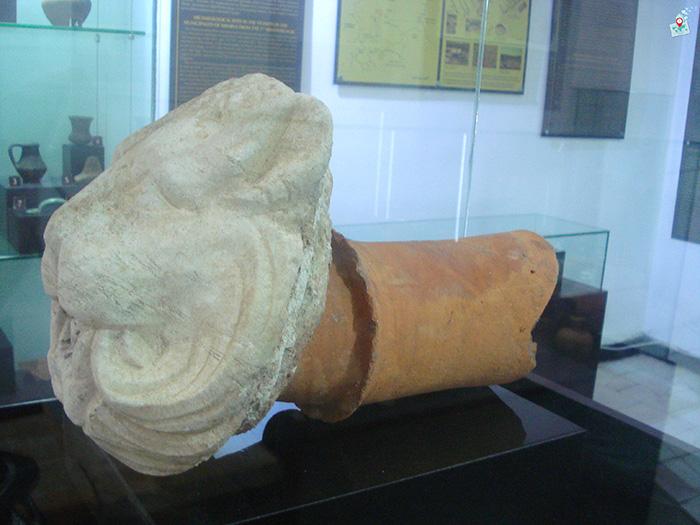 Lavska glava, Arheologicheski musei Hisarya