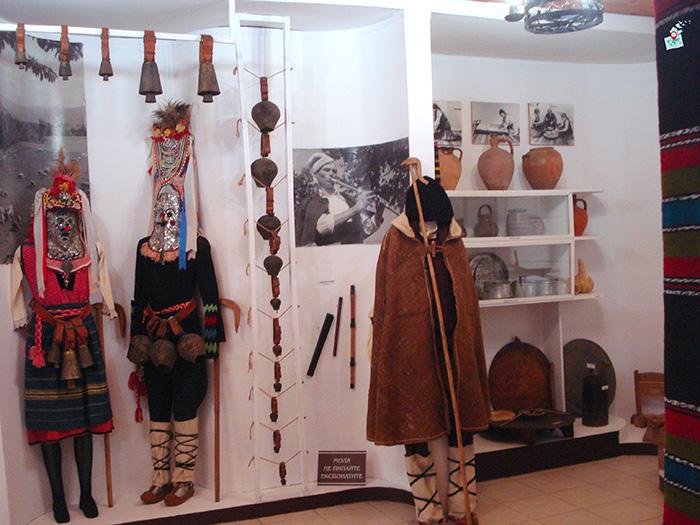 Ekspozicia Etnografia - Arheologicheski musei - Hisarya