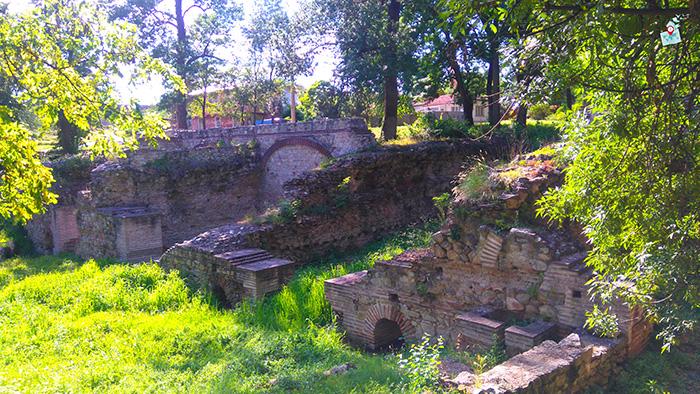 Rimska rezidenciq, hisarya