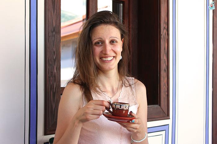Tursko kafe, Buhalov han