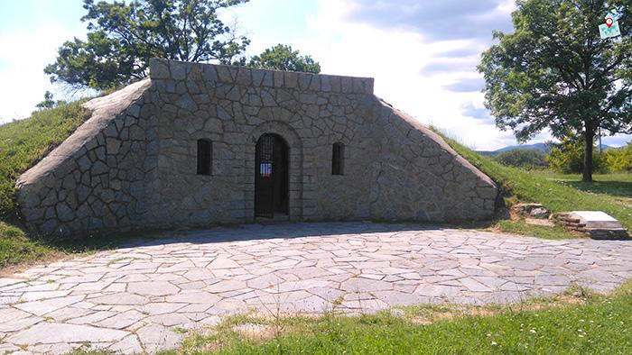 Rimska grobnica Hisarya