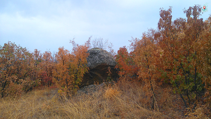 mestnost -Voden kamak - Hisarya